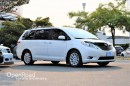 Used 2012 Toyota Sienna XLE for sale in Richmond, BC
