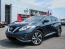Used 2017 Nissan Murano PLATINUM, INTELLIGENT KEY, NAVIGATION, BACK UP CAMERA, MOONROOF for sale in Orleans, ON