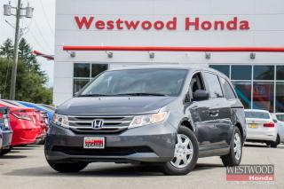 Used 2011 Honda Odyssey LX for sale in Port Moody, BC