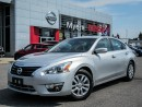 Used 2015 Nissan Altima S, INTELLIGENT KEY, BACK UP CAMERA for sale in Orleans, ON