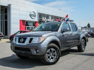 Used 2017 Nissan Frontier PRO-4X, LEATHER, NAVIGATION for sale in Orleans, ON