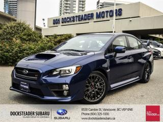 Used 2015 Subaru WRX STI 4Dr Sport Pkg 6sp for sale in Vancouver, BC