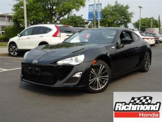 Used 2014 Scion FR-S COUPE! Balance Of Factory Warranty! for sale in Richmond, BC