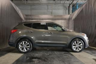 Used 2014 Hyundai Santa Fe SE w/ LEATHER / PANORAMIC ROOF for sale in Calgary, AB
