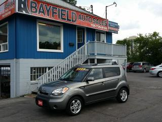 Used 2011 Kia Soul 2u **Auto/Bluetooth/Heated Seats/Alloys** for sale in Barrie, ON