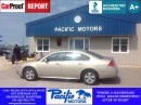 Used 2011 Chevrolet Impala LT for sale in Headingley, MB