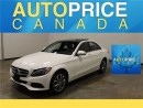 Used 2015 Mercedes-Benz C-Class C300 4MATIC PANOROOF NAVI for sale in Mississauga, ON