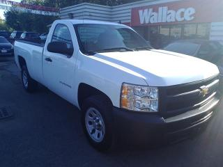 Used 2013 Chevrolet Silverado 1500 Work Truck 8' BOX for sale in Ottawa, ON