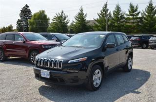 Used 2017 Jeep Cherokee Sport - Remote Start  Back up Cam  Heated Seats for sale in London, ON