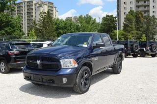 Used 2017 Dodge Ram 1500 Outdoorsman - HEMI  Back Up Cam  Sat Radio for sale in London, ON
