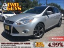Used 2013 Ford Focus SE | ALLOYS | | HTD SEATS | HB for sale in St Catharines, ON