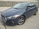 Used 2017 Hyundai Elantra GL-Blind Spot-Heated seats-MINT for sale in Mississauga, ON