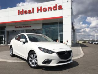 Used 2016 Mazda MAZDA3 GX. Keyless Entry, Bluetooth, Back up Camera for sale in Mississauga, ON