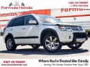 Used 2011 Suzuki Grand Vitara ONE OWNER | ALL WHEEL DRIVE | LOW KM! for sale in Scarborough, ON