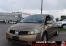 Used 2004 Nissan Quest 3.5 S |AS-IS SUPER SAVER| for sale in Scarborough, ON