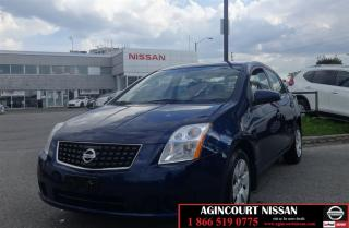 Used 2008 Nissan Sentra 2.0 S |Certified|AUX| for sale in Scarborough, ON