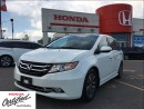 Used 2014 Honda Odyssey Touring, CLEAN CARPROOF, ORIGINAL ROADSPORT VAN for sale in Scarborough, ON