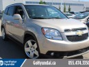 Used 2012 Chevrolet Orlando LTZ 7 PASS LEATHER LOW KM for sale in Edmonton, AB