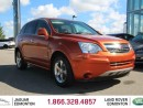 Used 2008 Saturn Vue Green Line Local One Owner Trade In | Very Low KMs | Climate Control with AC | 172 Horsepower | All Power Options | Remote Entry | Spacious Interior | 17 Inch Wheels | Well Looked After | Awesome Color Combo | Great Fuel Mileage for sale in Edmonton, AB