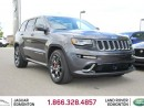 Used 2016 Jeep Grand Cherokee SRT - Local One Owner Trade In | No Accidents | 3M Protection Applied | Suede Headliner | Navigation | Back Up Camera | Parking Sensors | Carbon Fiber Trim | Heated/Cooled Front Seats | Heated Rear Seats | Power Liftgate | Panoramic Sunroof | Factory Remo for sale in Edmonton, AB