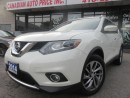 Used 2014 Nissan Rogue SL-AWD-LEATHER-NAVI-PANOROOF-360 CAMERA- for sale in Scarborough, ON