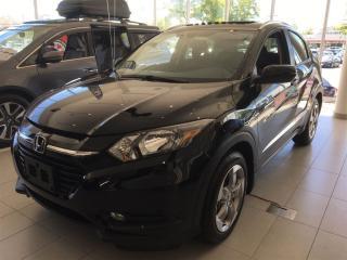 New 2017 Honda HR-V EX-L NAVI for sale in Richmond, BC