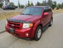 Used 2008 Ford Escape Limited for sale in Surrey, BC