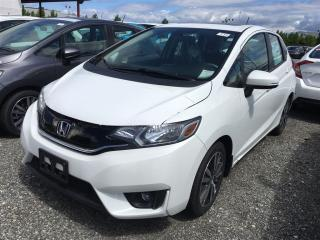 New 2017 Honda Fit EX-L Navi for sale in Richmond, BC