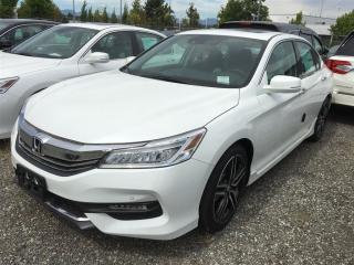 New 2017 Honda Accord Touring V6 for sale in Richmond, BC