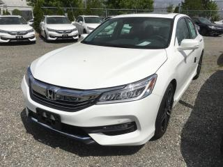 New 2017 Honda Accord Touring for sale in Richmond, BC