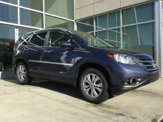 Used 2012 Honda CR-V TOURING/NAV/BACK UP MONITOR/HEATED SEATS/SUNROOF for sale in Edmonton, AB