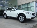 Used 2010 Infiniti FX35 ACCIDENT FREE/HEATED AND COOLED SEATS/BACK UP MONITOR/SUN ROOF/LEATHER INTERIOR for sale in Edmonton, AB