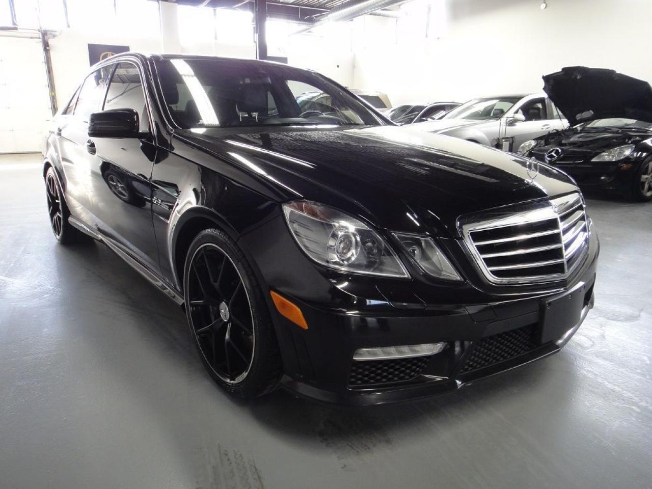 2010 Mercedes-Benz E63 AMG E63 AMG-EVERY OPTION!! NAVI,MASSAGE SEATS,CLEAN