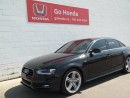 Used 2016 Audi A4 2.0T technik S-Line for sale in Edmonton, AB