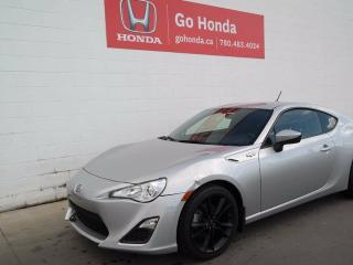 Used 2014 Scion FR-S Base, coupe, 6speed for sale in Edmonton, AB