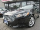 Used 2015 Ford Fusion SE-NAVIGATION-BLUETOOTH-HEATED SEATS-CAMERA-LOW KM for sale in Scarborough, ON