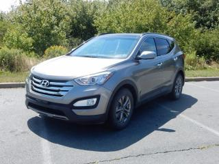 Used 2015 Hyundai Santa Fe Luxury for sale in Halifax, NS