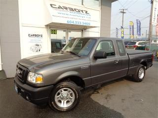 Used 2011 Ford Ranger XL Extended Cab, Manual, Only 18,406 Kms.!! for sale in Langley, BC