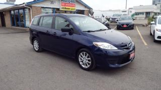 Used 2010 Mazda MAZDA5 GS/6 SEATER/AUTO/VERY CLEAN/IMMACULATE $4999 for sale in Brampton, ON