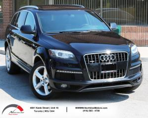 Used 2012 Audi Q7 3.0L Prestige| S Line | Navigation | Blind Spot for sale in North York, ON