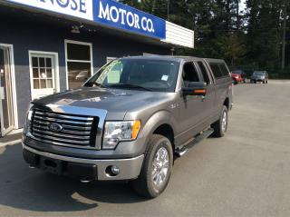 Used 2010 Ford F-150 XLT Super Cab for sale in Parksville, BC