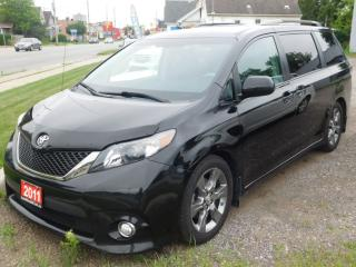 Used 2011 Toyota Sienna SE for sale in London, ON