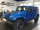 Used 2015 Jeep Wrangler Unlimited Sahara for sale in Coquitlam, BC