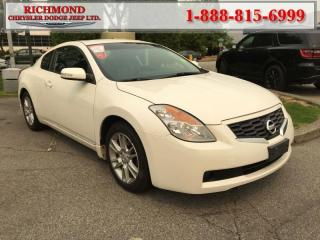 Used 2008 Nissan Altima 3.5 SE for sale in Richmond, BC