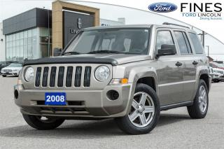 Used 2008 Jeep Patriot Sport - SOLD! YOU CERTIFY & YOU SAVE! for sale in Bolton, ON