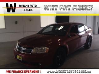 Used 2012 Dodge Avenger R/T|HEATED SEATS| 117,432 KMS for sale in Cambridge, ON