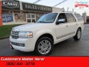 Used 2012 Lincoln Navigator NAV ROOF PWR-BOARDS 8-PASS CAM CS/HS P/GATE for sale in St Catharines, ON