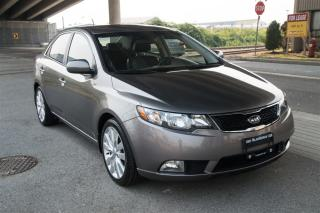 Used 2013 Kia Forte 2.4L SX- Coquitlam Location 604-298-6161 for sale in Langley, BC