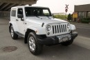 Used 2014 Jeep Wrangler Sahara for sale in Langley, BC