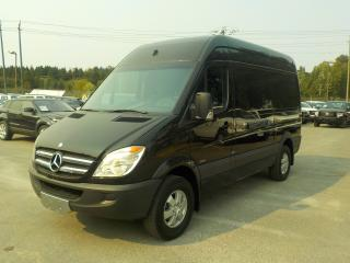 Used 2012 Mercedes-Benz Sprinter 2500 144-in. WB Cargo Van Diesel High Roof for sale in Burnaby, BC
